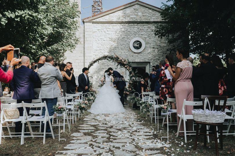 Wedding in Molise