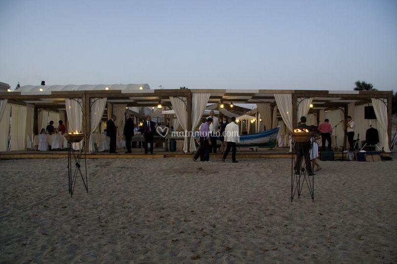 Matrimoni in spiaggia 1