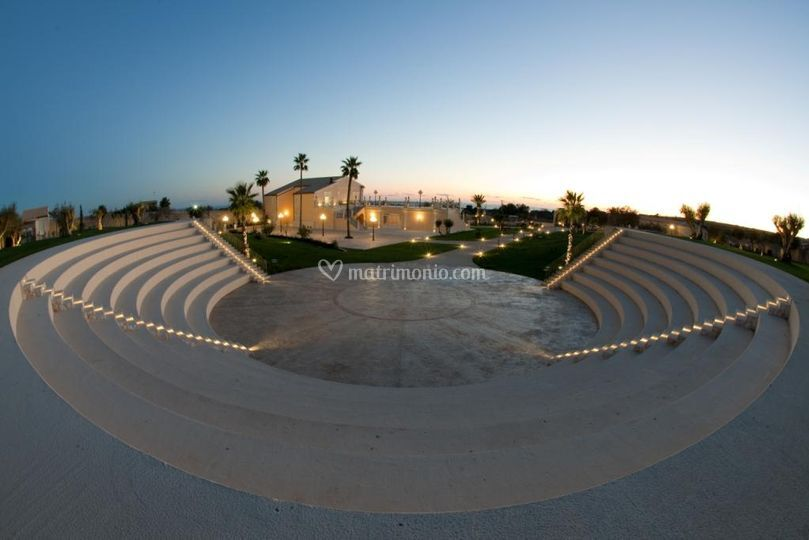Vista anfiteatro