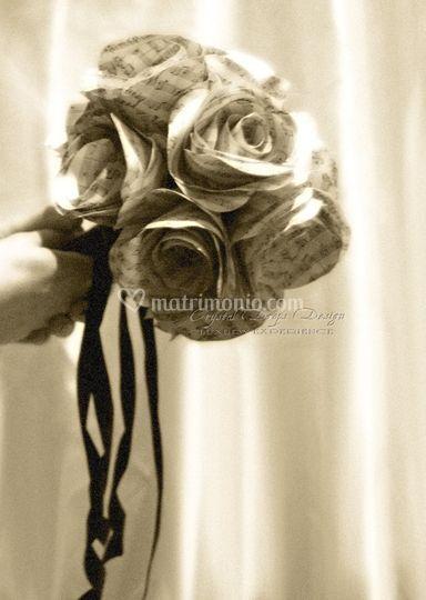 Bouquet tema musica