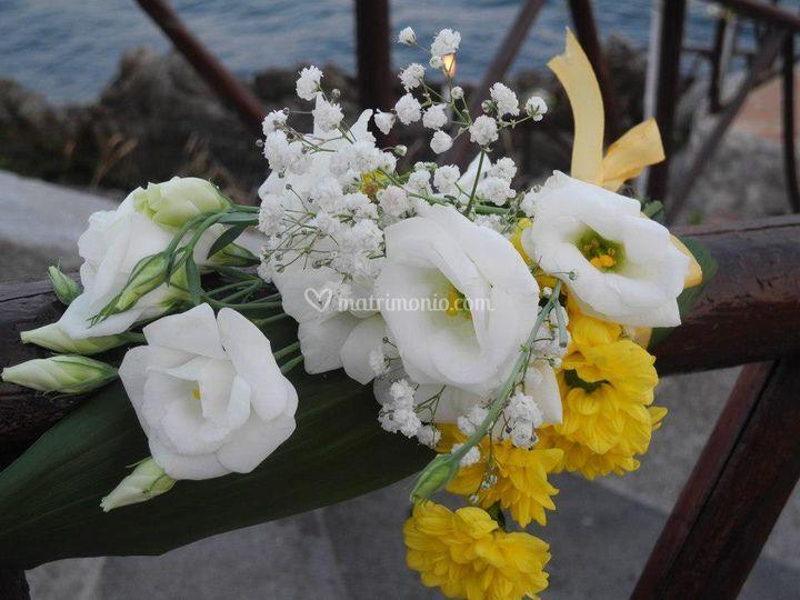 Flower design mare