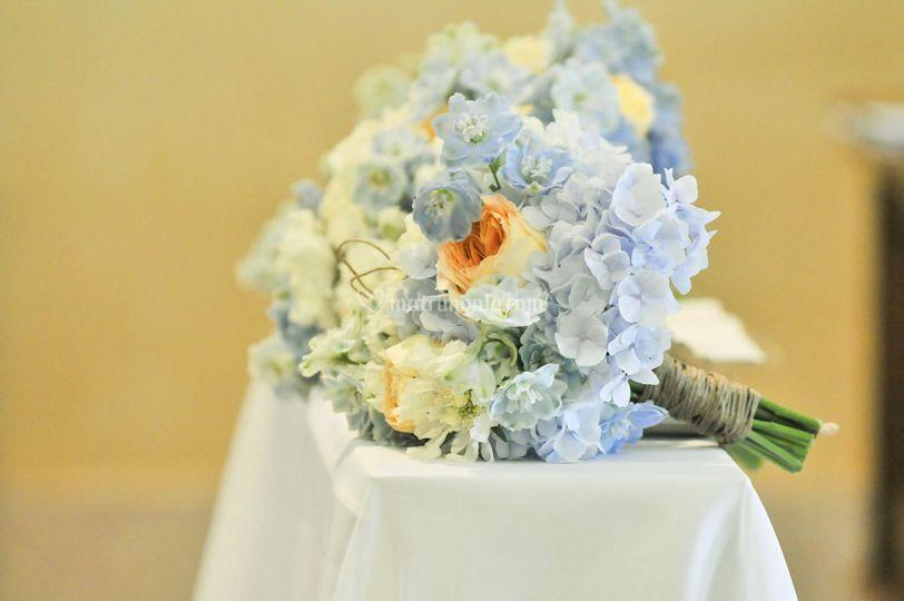 Bouquet delle damigelle