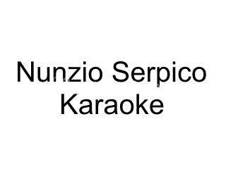 Logo_nunzio serpico karaoke