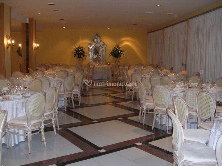 Hotel dei congressi - Sala degli specchi ...