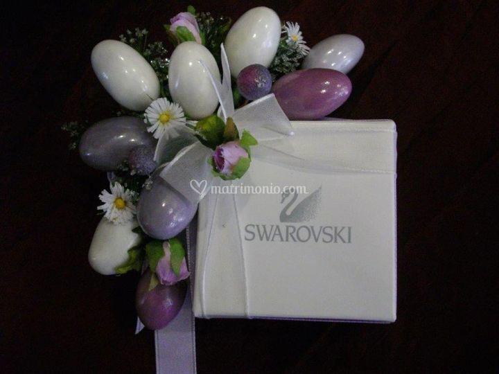 Confezione  swarovski