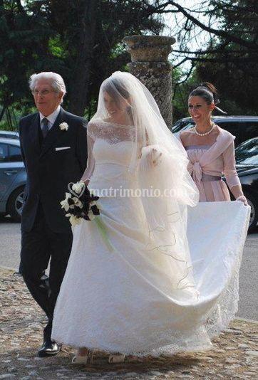 Abiti da sposa di Chiara Valentini Atelier  a0dce8c15c1