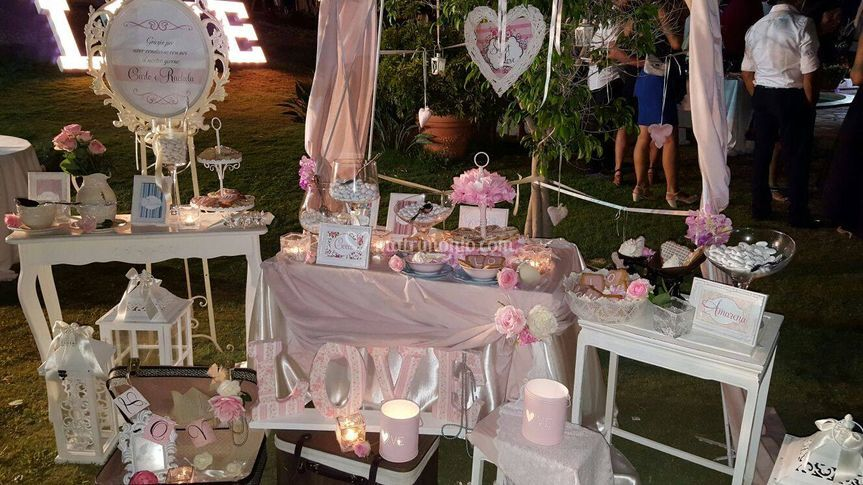 Confettata Matrimonio Country Chic : Creare bijoux