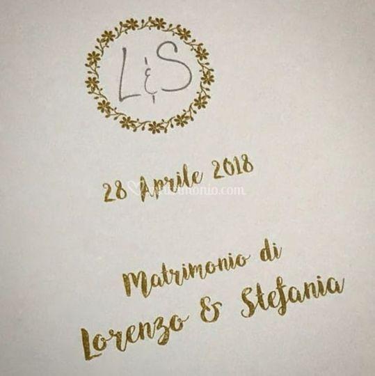 Esempio libretto cerimonia