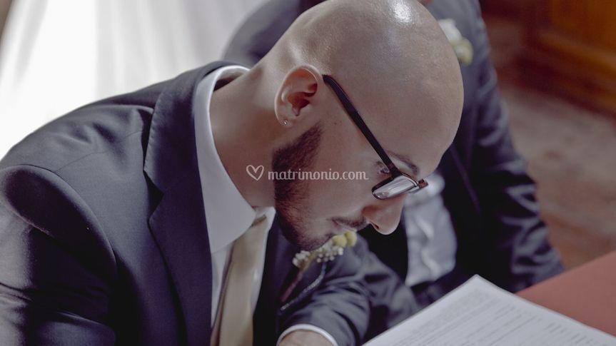 Estratto video wedding