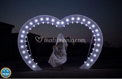 Arco cuore