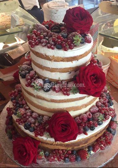 Naked cake 15kg