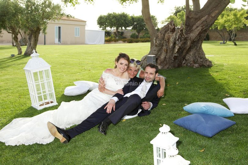 Arab inspired wedding