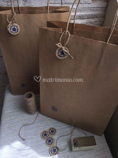 Nostri shopper handmade