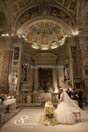Wedding roma
