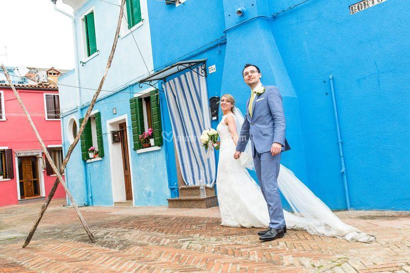 Matrimonio a Burano