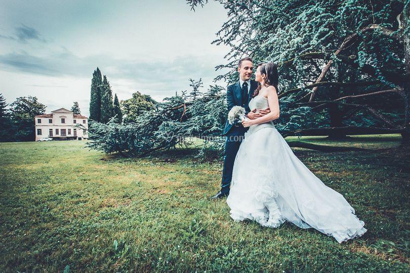 Wedding in Mirano