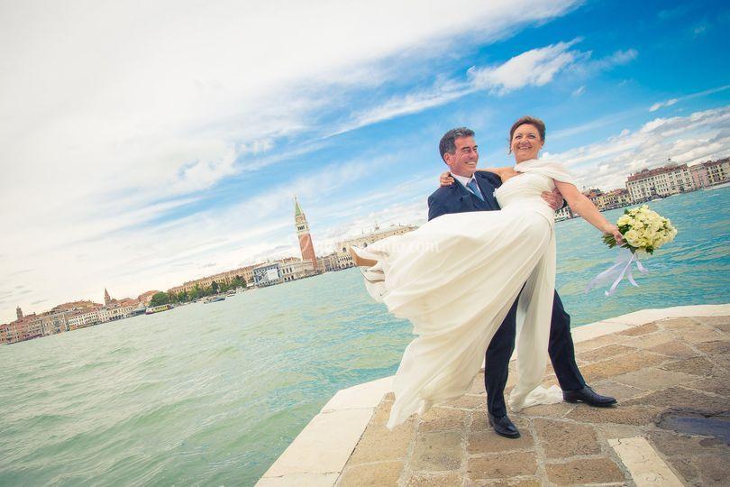 Wedding in Venice San Giorgio