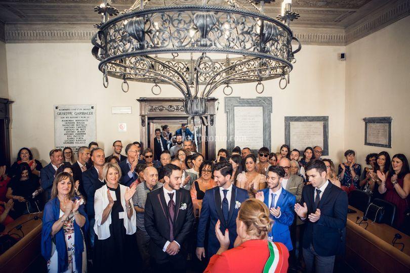 Samesex Wedding