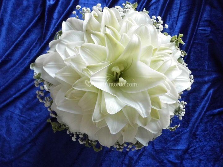 Bouquet spersonalizzato di lan