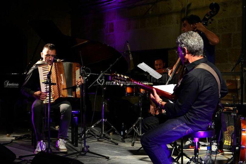 AlmaTrio Francavilla Jazz