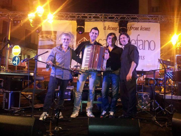 Alma trio + percussioni