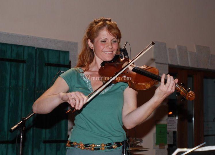 Violino irish