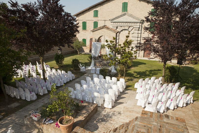 Celebrazione simbolica di Enjoyevents Wedding and Event Lab