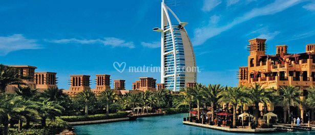 La magia di Dubai