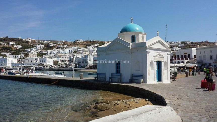 Splendida Grecia-Mykonos