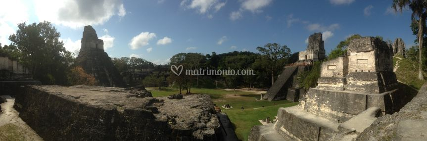Tikal ( Guatemala)