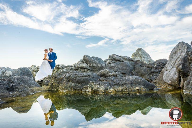 D+d wedding story