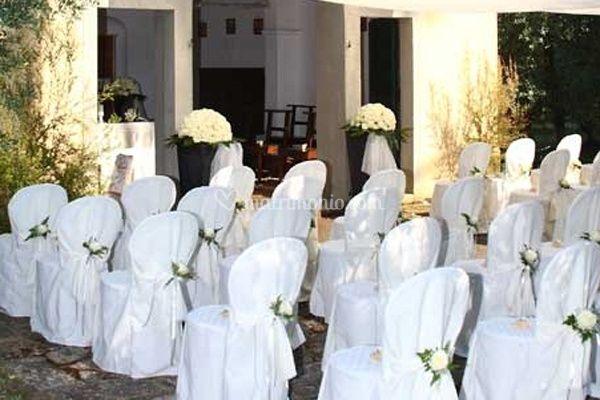 Sedie Decorate Fai Da Te : Decorare le sedie del ricevimento di nozze