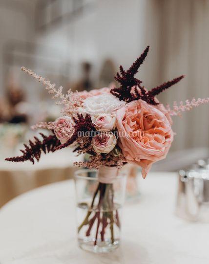 Bouquet sposa autunnali