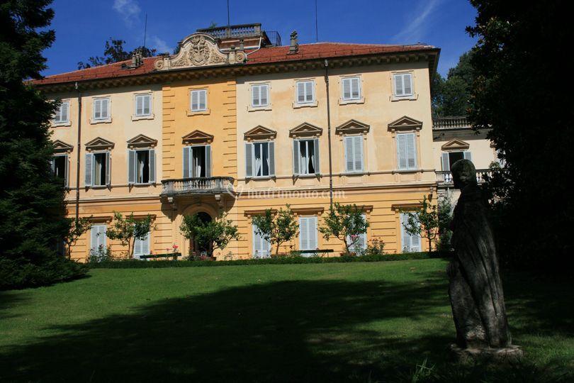 Villa Malfatti