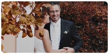 Matrimonio color bianco per Paolo e Mariateresa