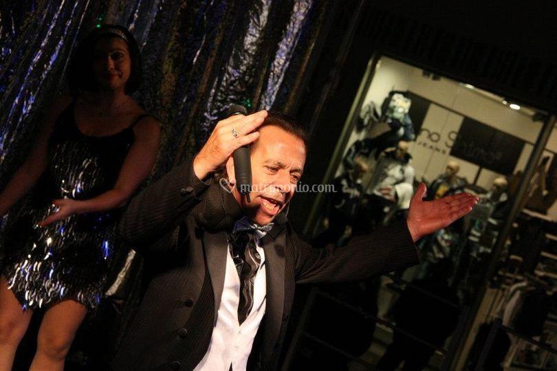 Cabarettista Pippo Barone