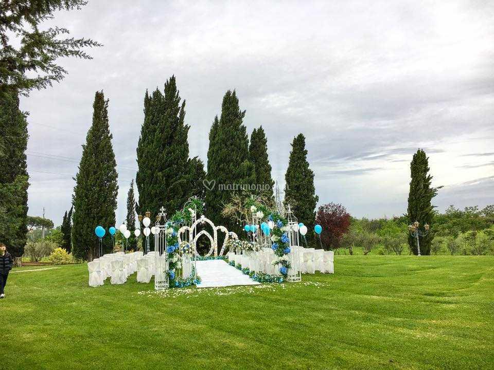 Il Parco e la Cerimonia