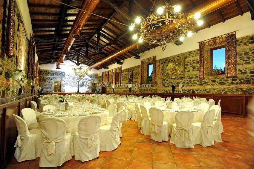 La Sala Melograno
