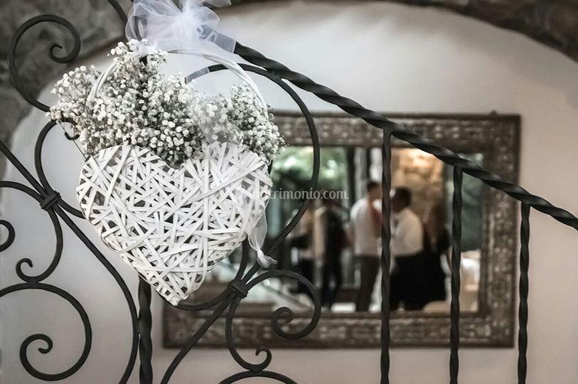 Matrimonio presso Villa Ecetra