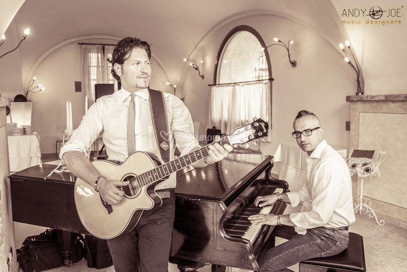 Andy e Joe | Music Designers