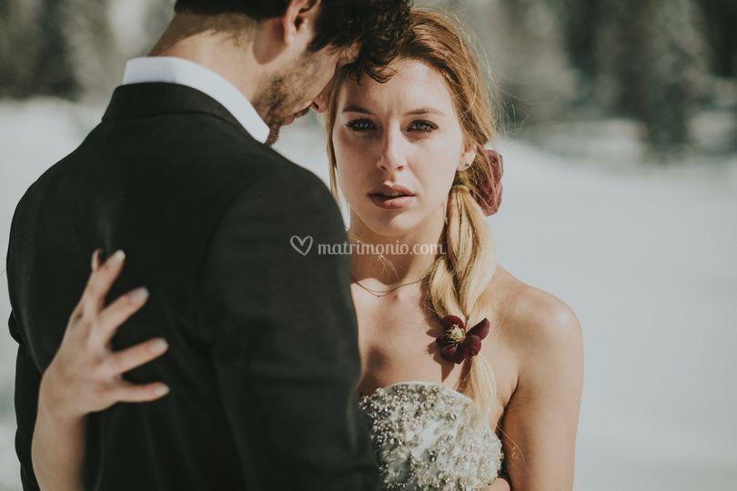 Winter Wedding Dolomiti