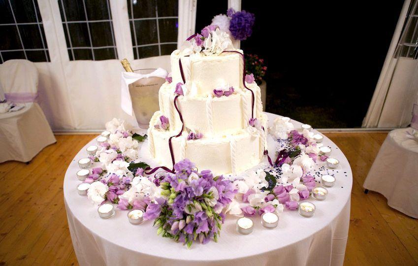 Wedding Cake shabby