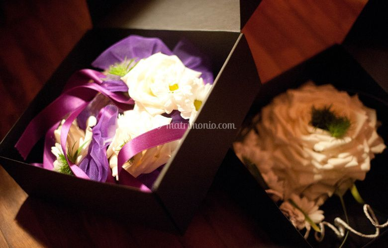 Bouquet Sposa e Testimoni