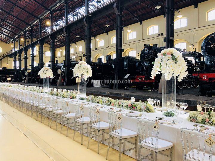 Sala Locomotive a Vapore
