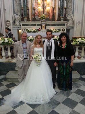 Matrimonio Andrea e Chiara