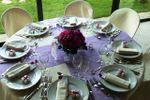 L'elegante sala interna di Country Resort Borgo Abacena ****