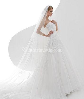 37767263c0f5 I migliori abiti da sposa Ideale per il tuo matrimonio