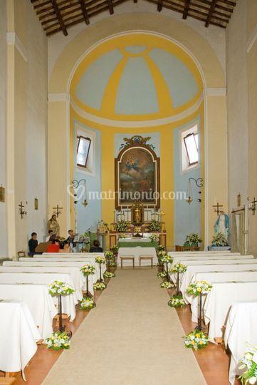 La Chiesa S.Isidoro, interno