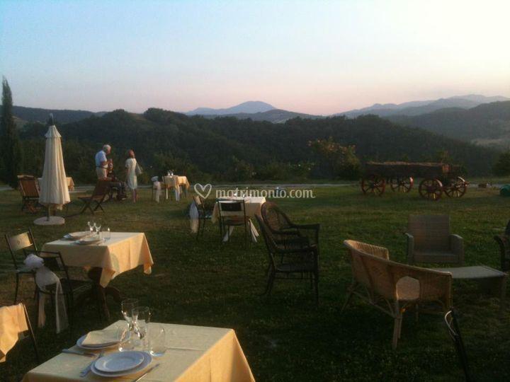 La collina del sole Parma