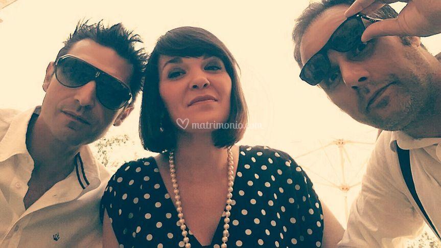 Miss Pineda Trio
